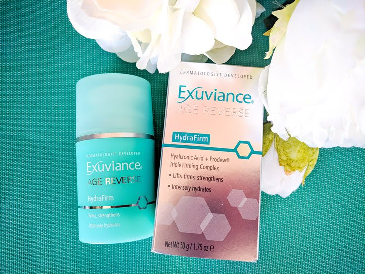 Exuviance Age Reverse HydraFirm – My First Impressions