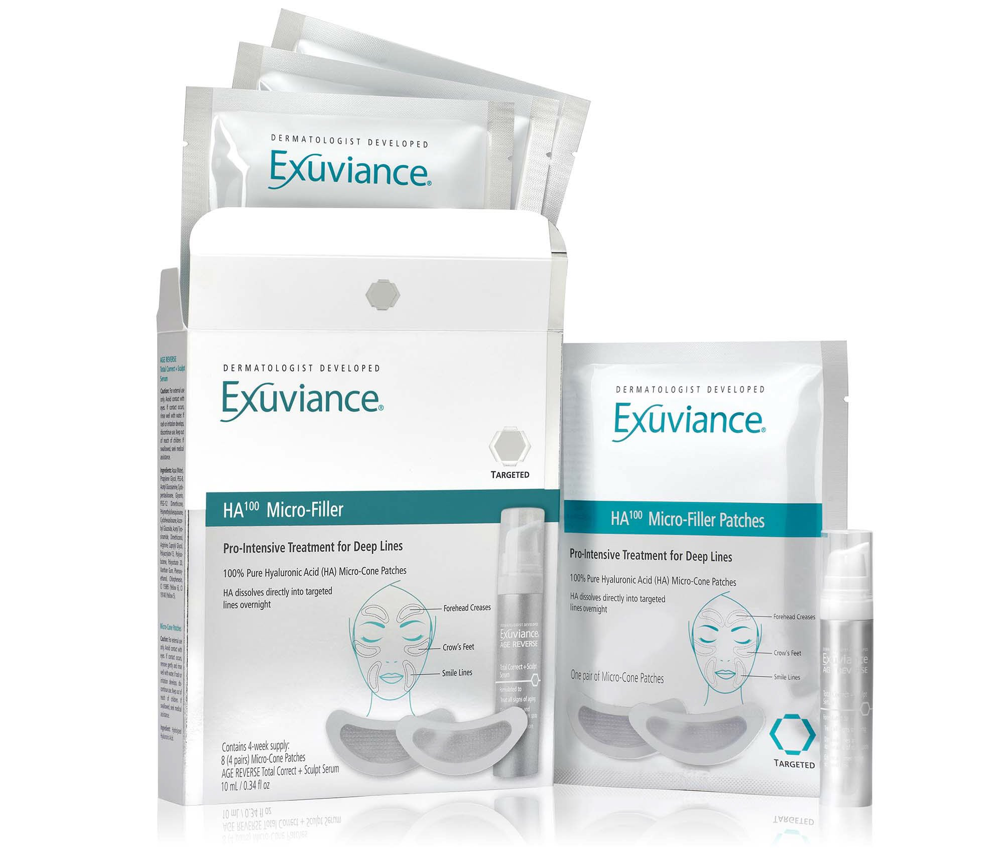 Exuviance HA100 Micro-Filler