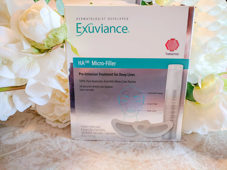 Exuviance HA100 Micro-Filler – A One-Two Punch For Troublesome Lines!