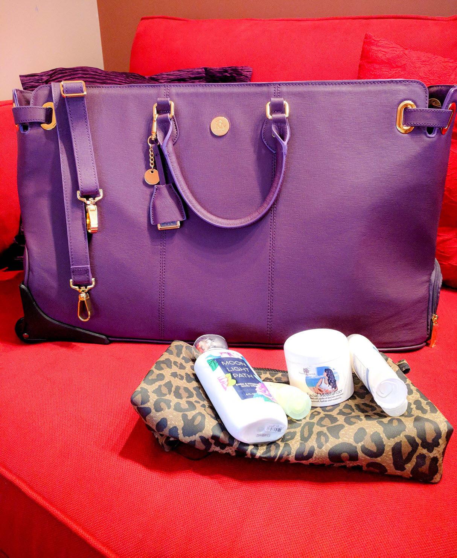 Weekend Traveler Bag