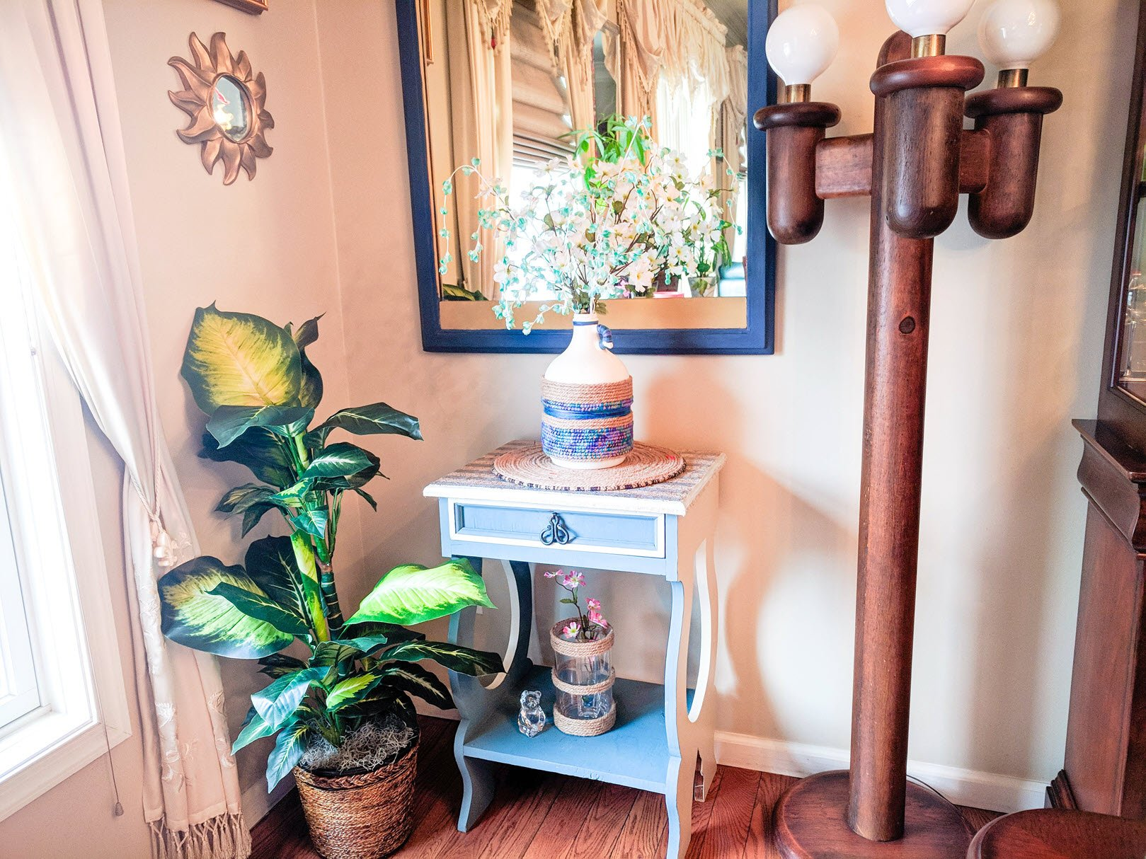 The Art Of Decorating With Artificial Plants Easy Carefree Decor Ideas