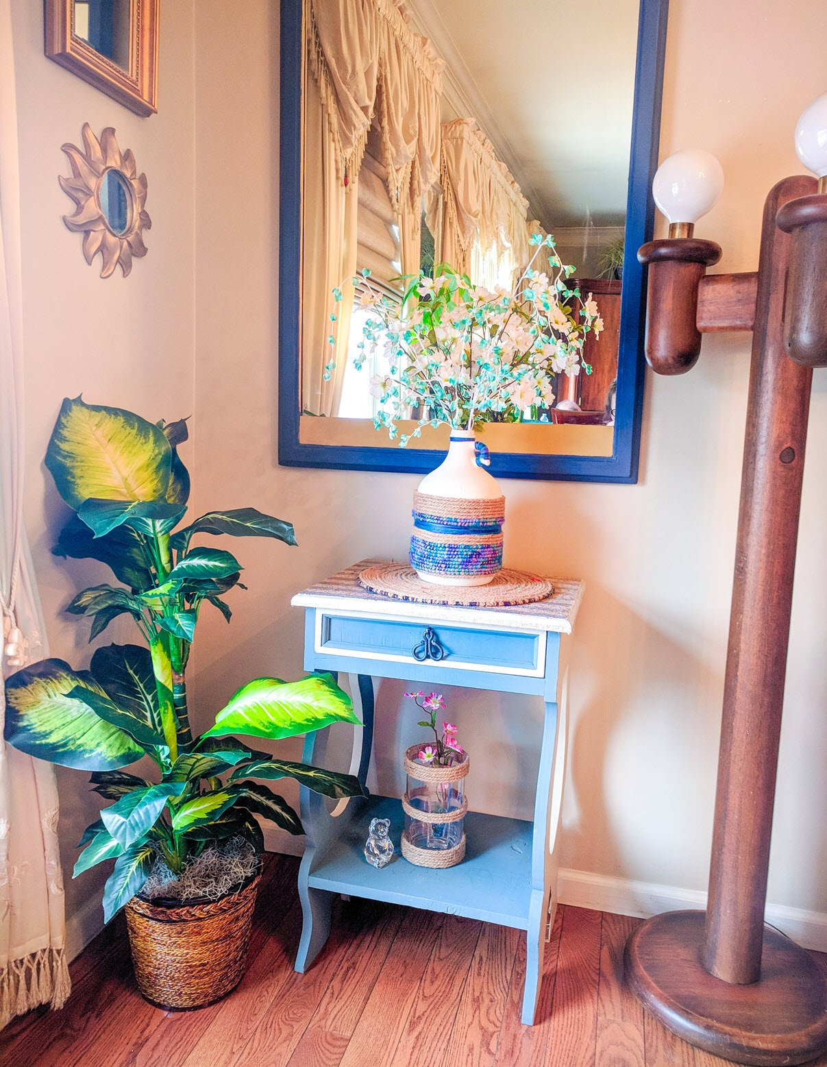 The Art Of Decorating With Artificial Plants Easy Carfree Decor Ideas