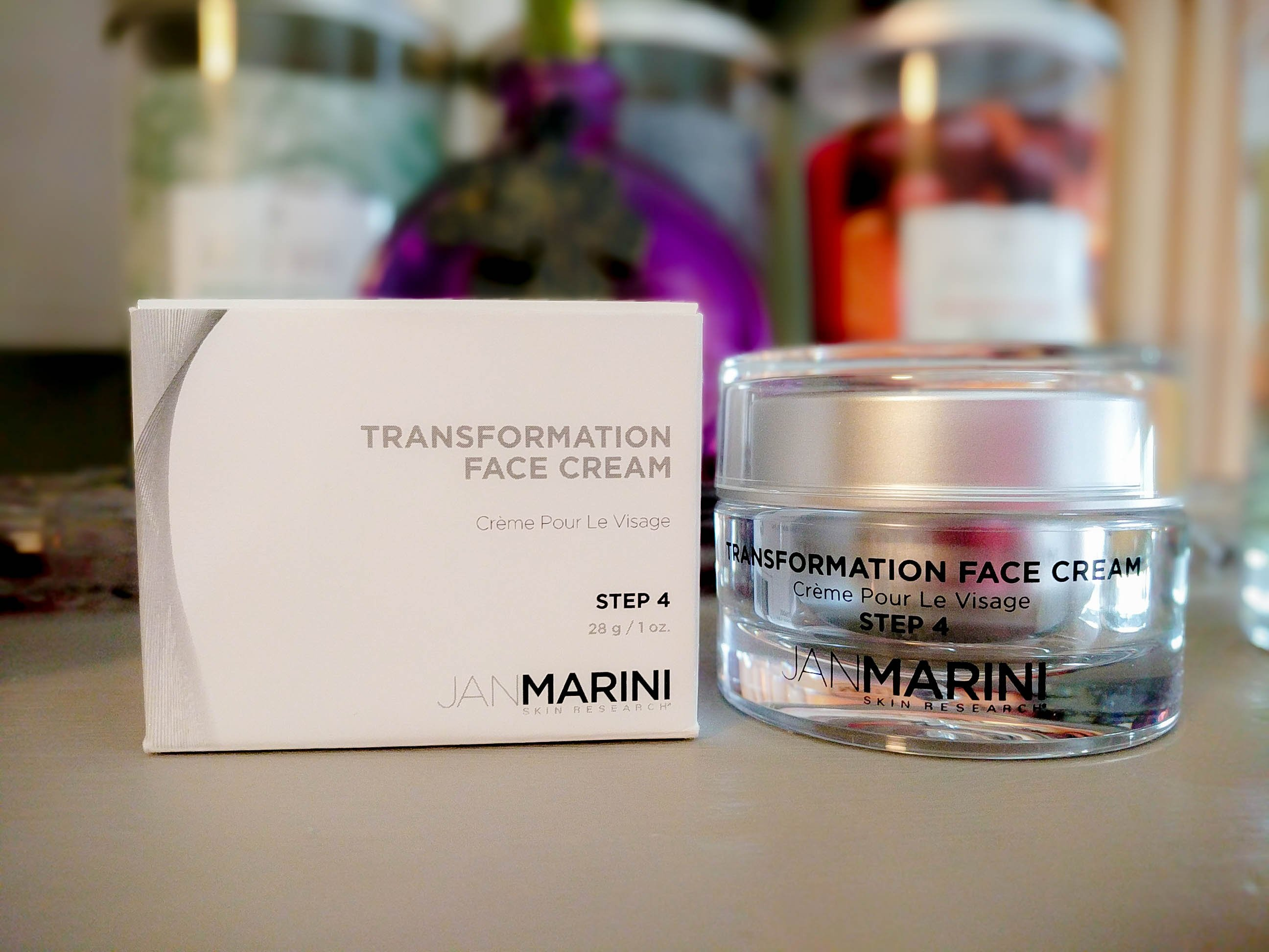 Anti-Aging Transformation Face Cream