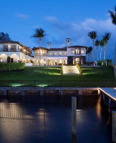 Billy Joel Mansion