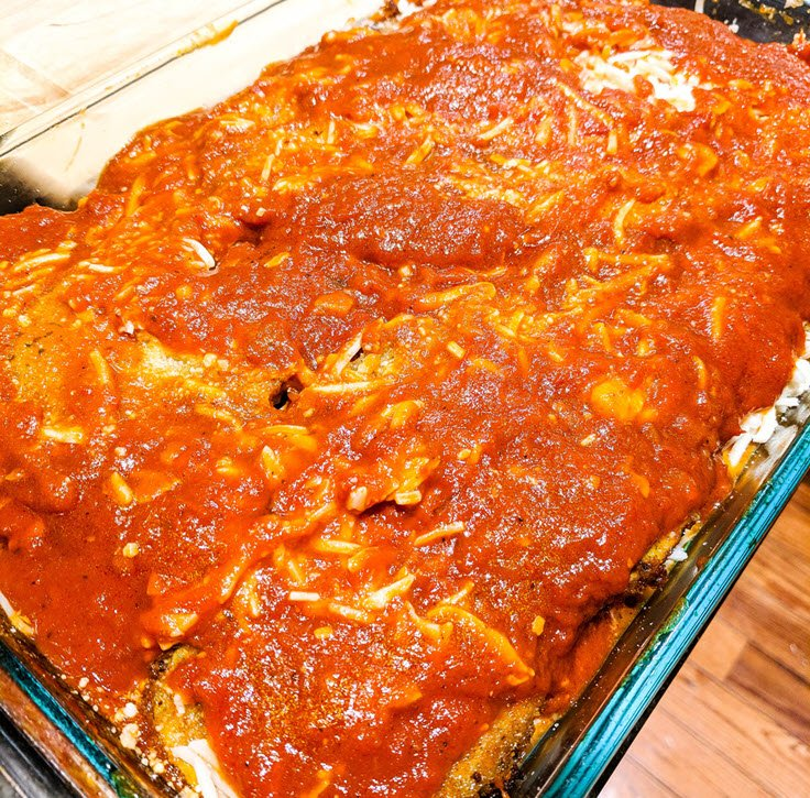 Eggplant Parmesan- Why This Recipe Is Simply The Best