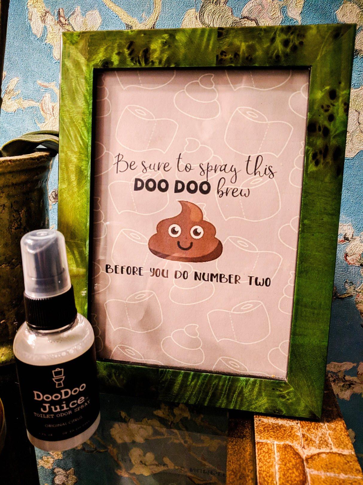 natural toilet odor spray