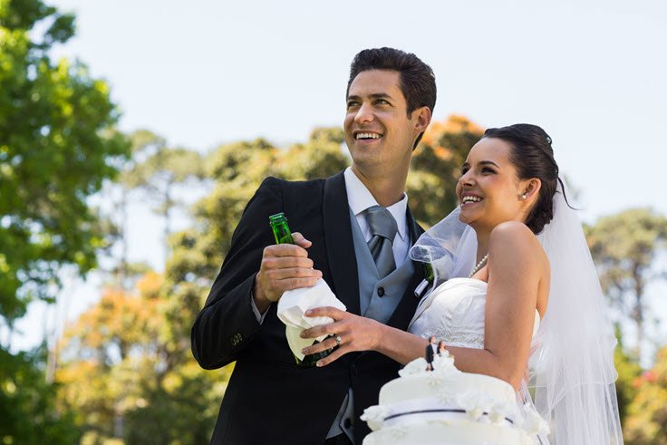 Planning an Outdoor Wedding? Check This List of Don'ts