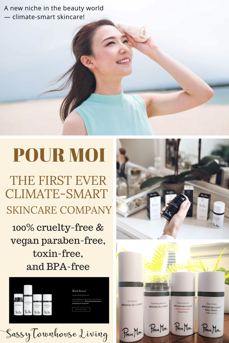 Pour Moi - The First Ever Climate-Smart Skincare Company - Sassy Townhouse Living