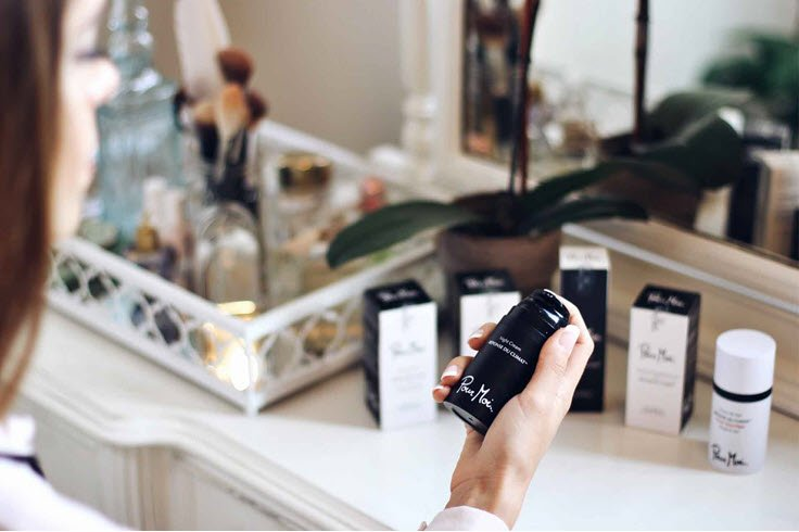 Pour Moi – The First Ever Climate-Smart Skincare Company