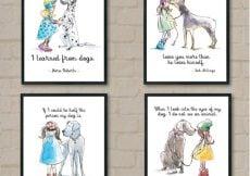 dog lover free printables