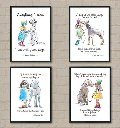 4 Dog Lover Printables Free Perfect For The In You