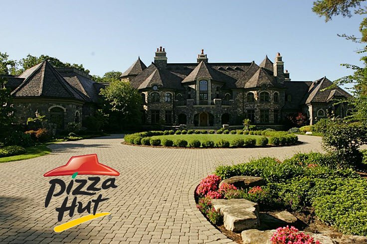 This Pizza Hut Estate Is A Delicious Slice Of Heaven