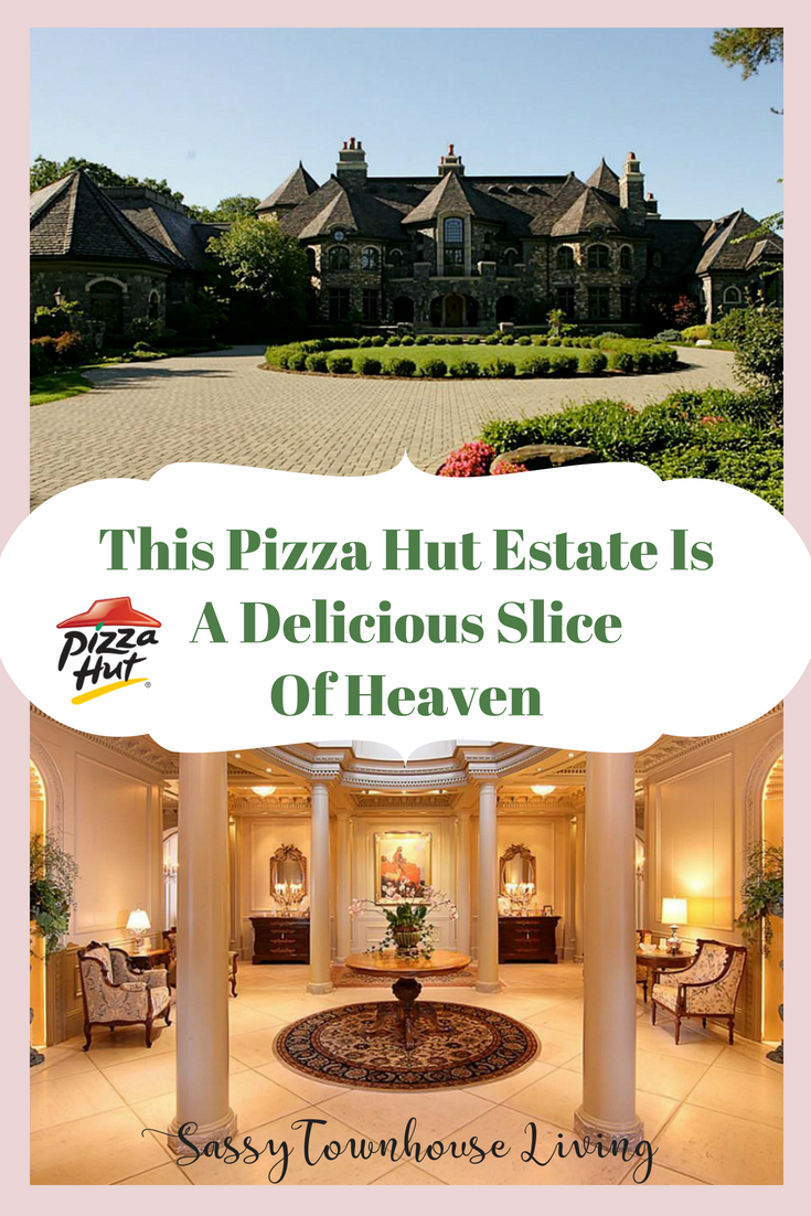 This Pizza Hut Estate Is A Delicious Slice Of Heaven - Sassy Townhouse Living