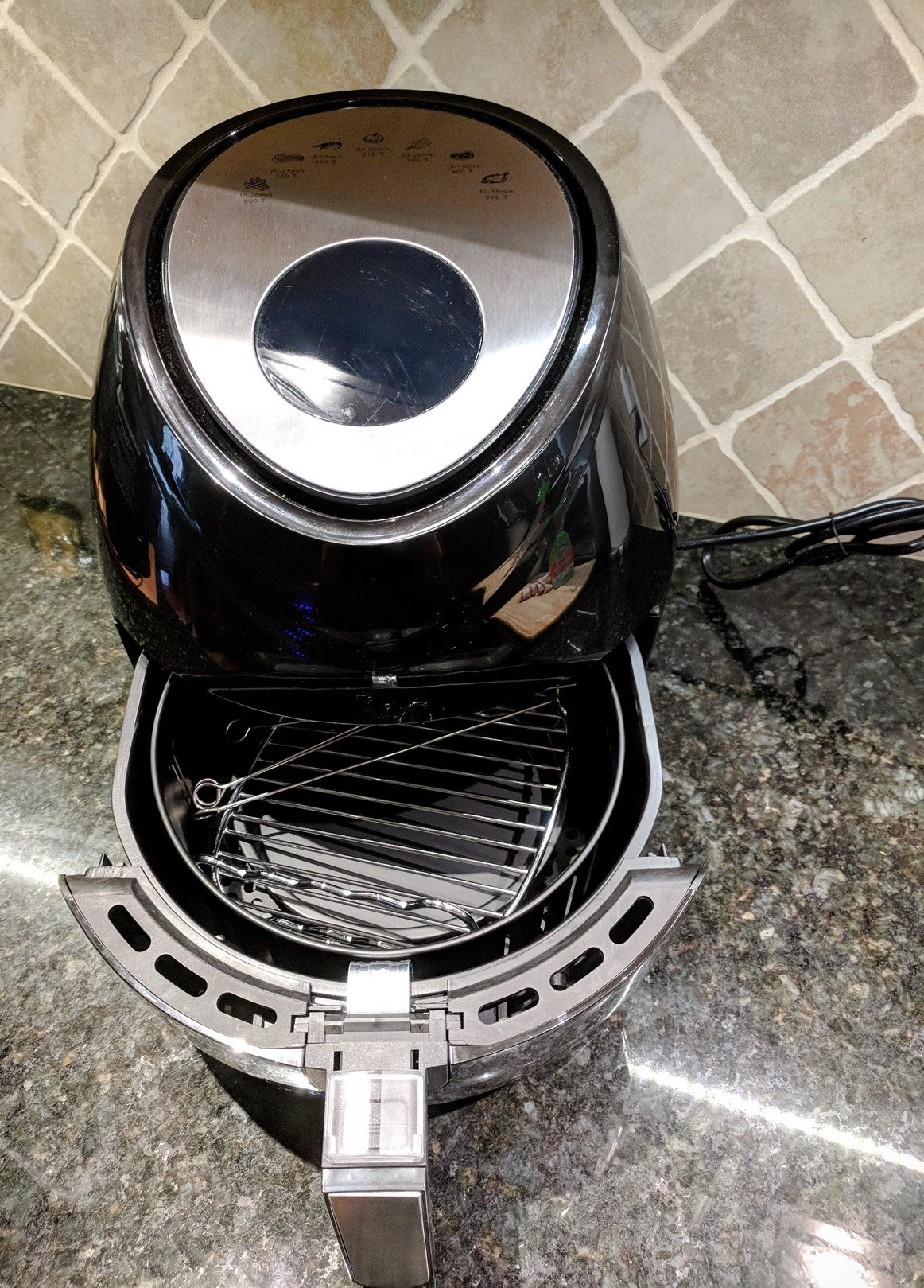 small kitchen appliances air fryer