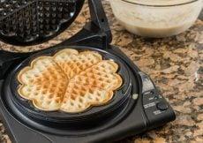 waffle batter dispenser