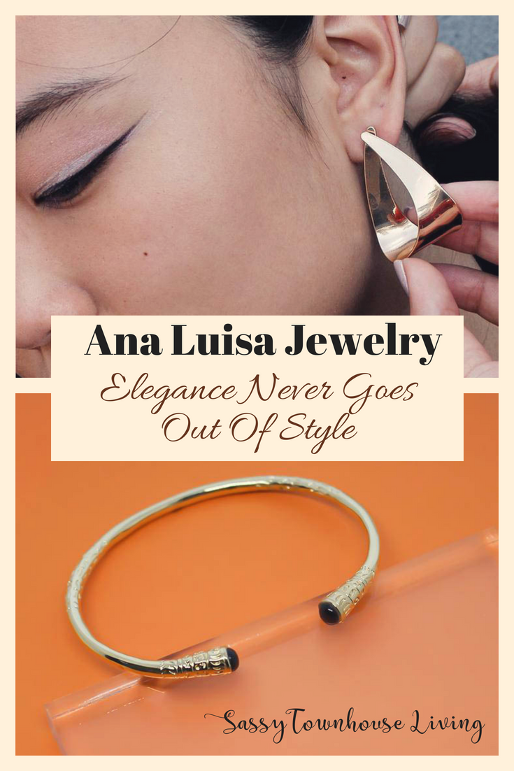 Ana Luisa Jewelry - Elegance Never Goes Out Of Style Sassy Townhouse Living