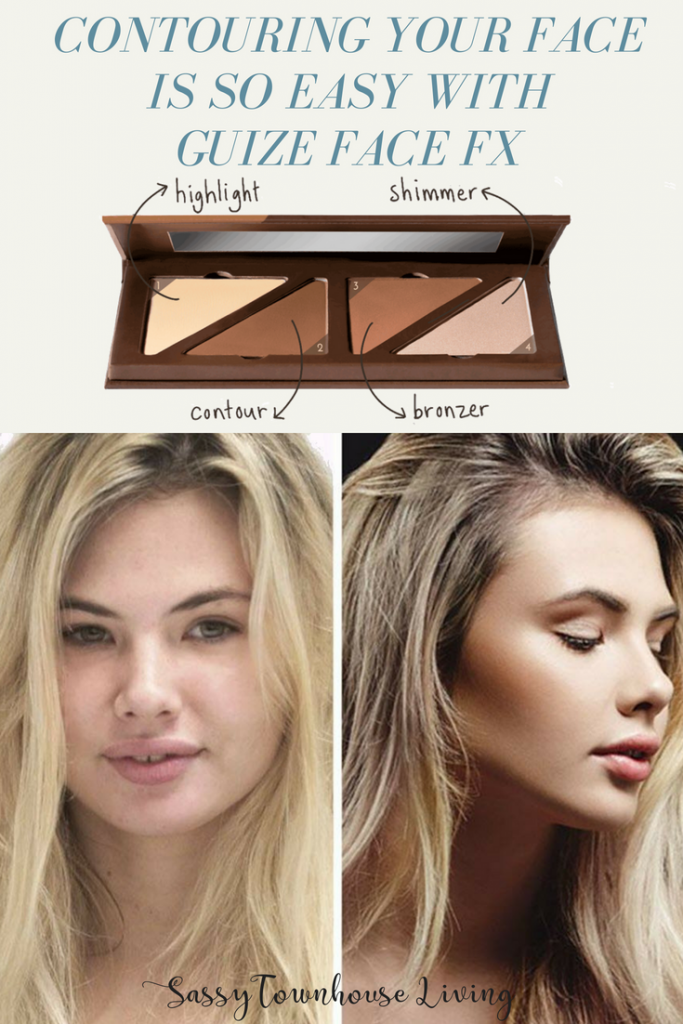 Contouring Your Face Is So Easy With Guize Face FX - Sassy Townhouse Living