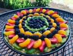 Fruit Pizza Cheesecake Tart – Easy & Delicious!