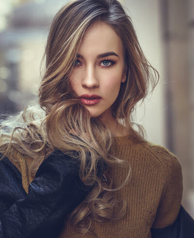 beautiful healthy hair good habits