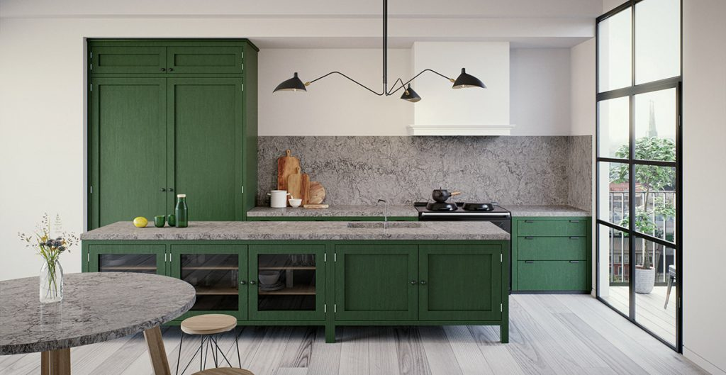 kitchen colour trends