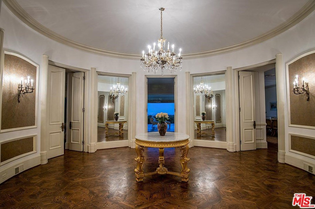 Zsa Zsa Gabor Elvis Presley Luxury Estate