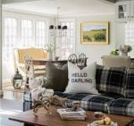 10 Reasons You Need Plaid Decor In Your Home