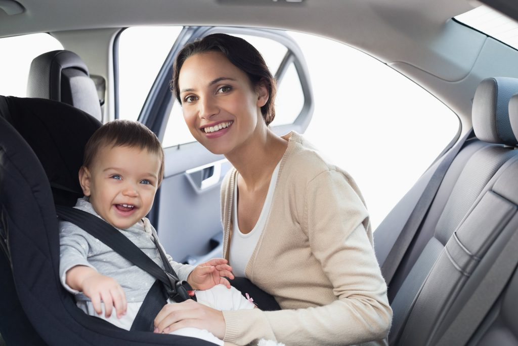 safety tips family road trip