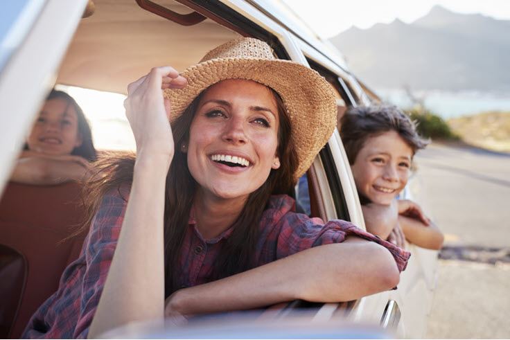 4 Safety Tips for the Family Road Trip