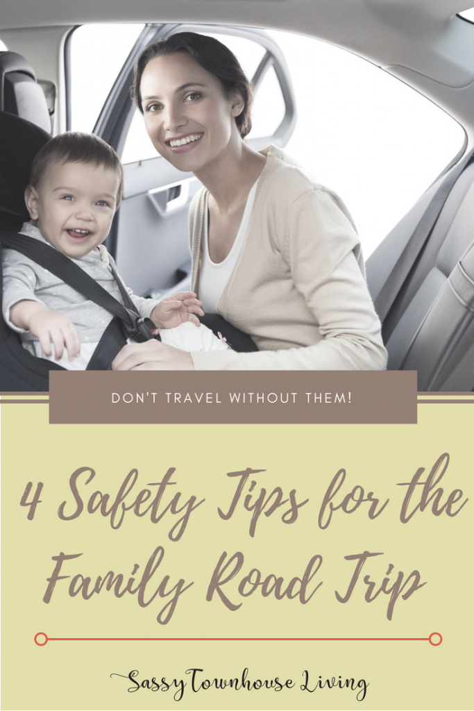4 Safety Tips for the Family Road Trip - Sassy Townhouse Living