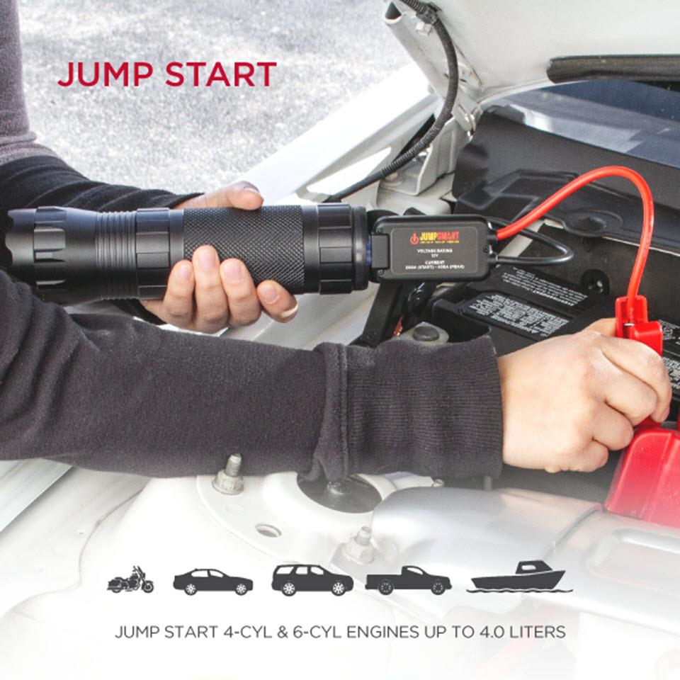 JumpSmart Power Bank