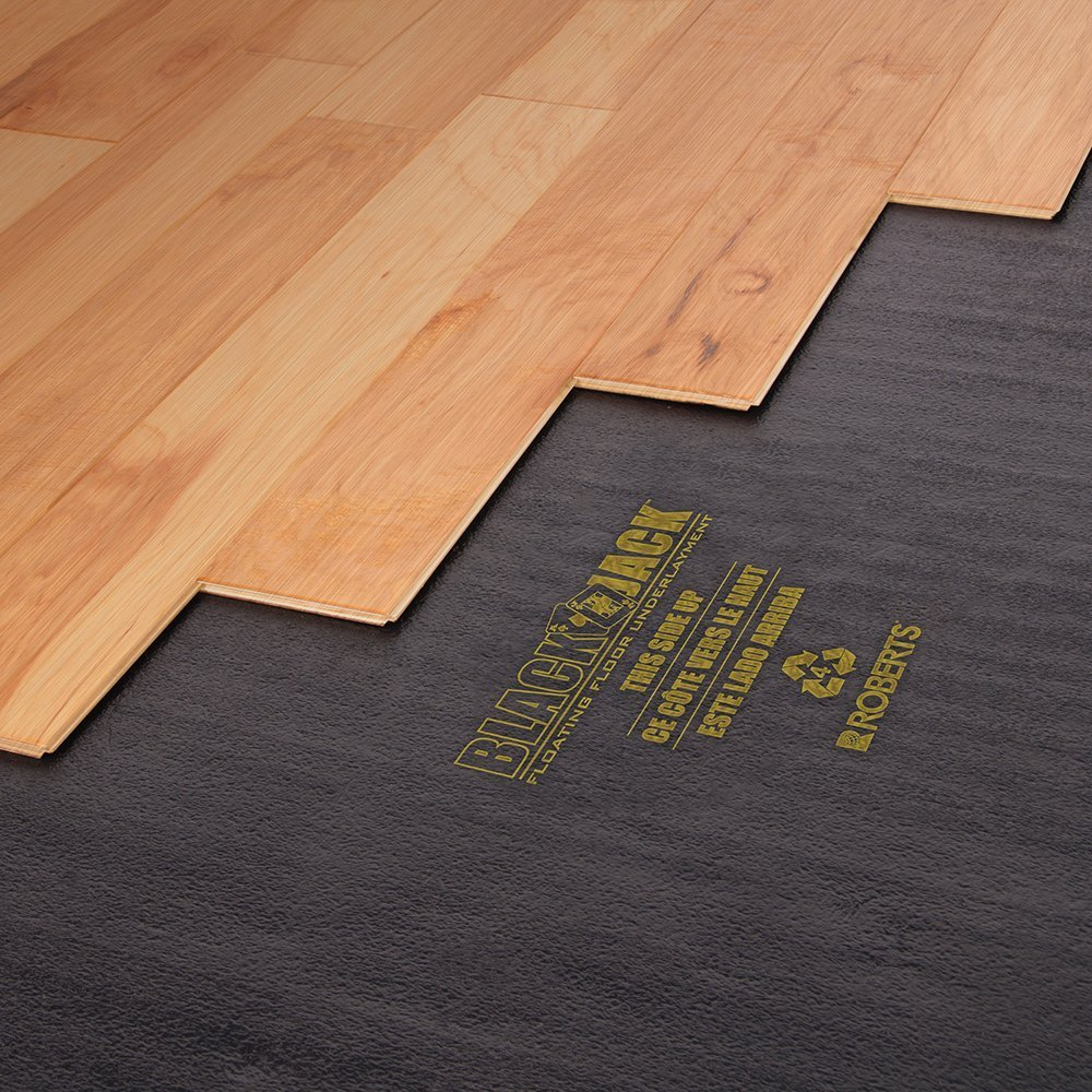 Laminate flooring underlay how to choose underlayment and - What is laminate flooring ...
