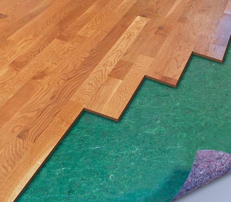 Laminate Flooring Underlay How To Choose Underlayment And What You