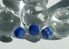 save money bottled water