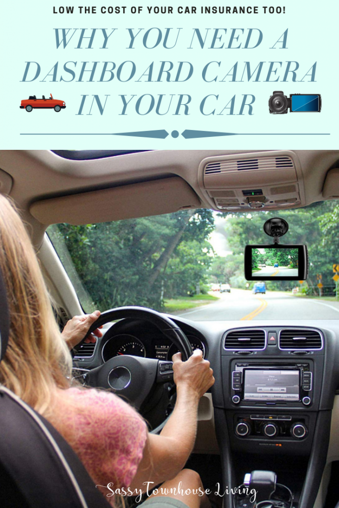 Why You Need A Dashboard Camera In Your Car - Review & Unboxing - Sassy Townhouse Living