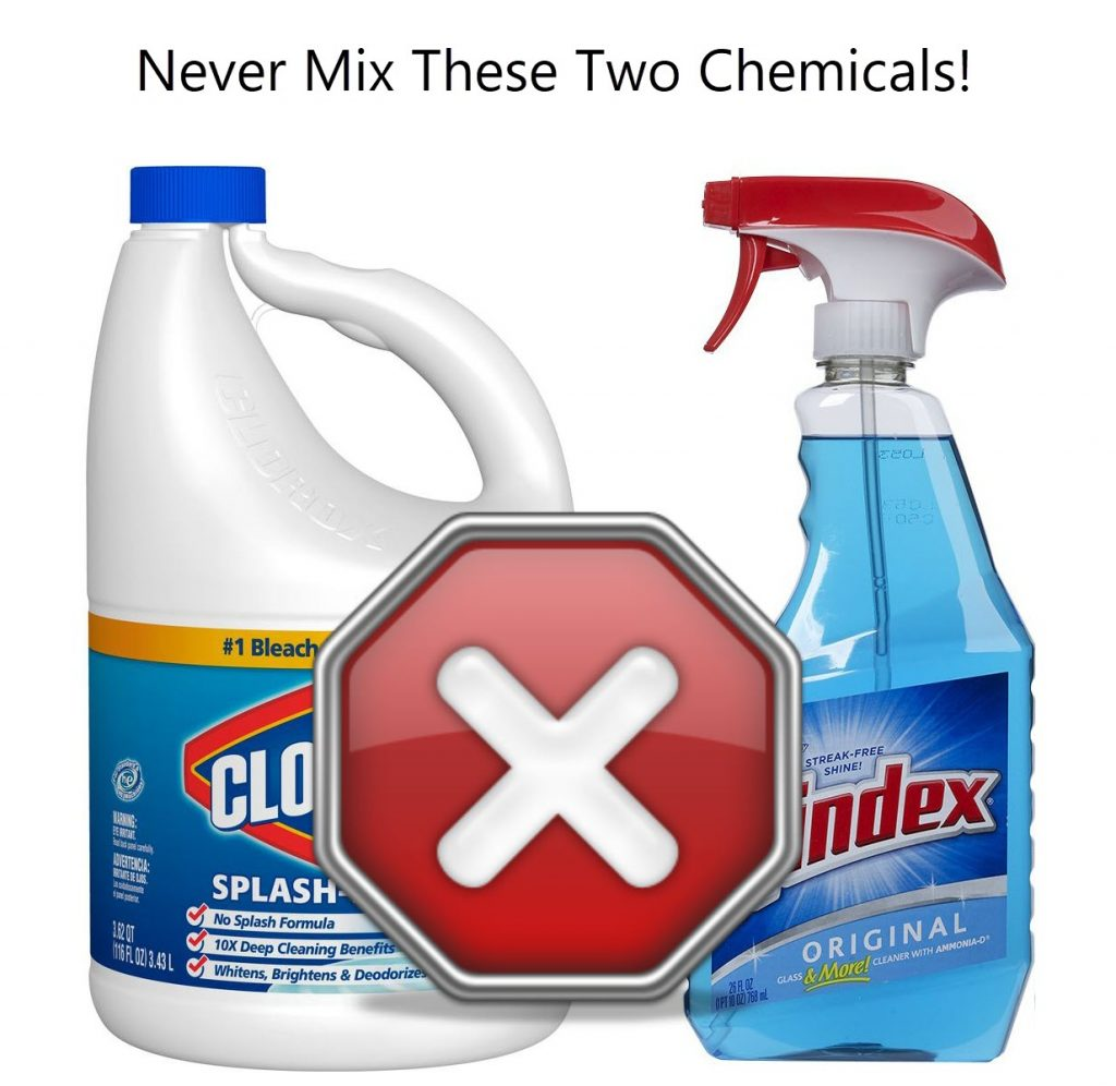 Should Never Clean With Windex