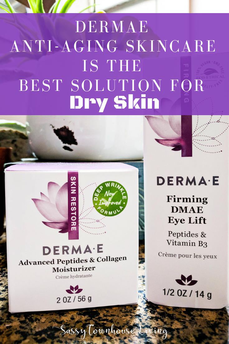 Dermae Anti-Aging Skincare Is The Best Solution For Dry Skin - Sassy Townhouse Living