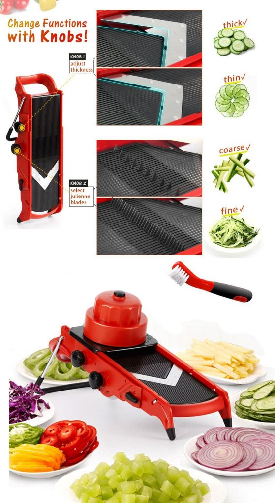 Mandoline Slicer Best Kitchen Tool
