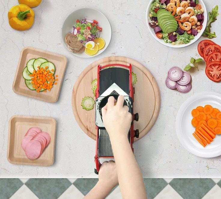 This Mandoline Slicer Is The Best Kitchen Tool You'll Need