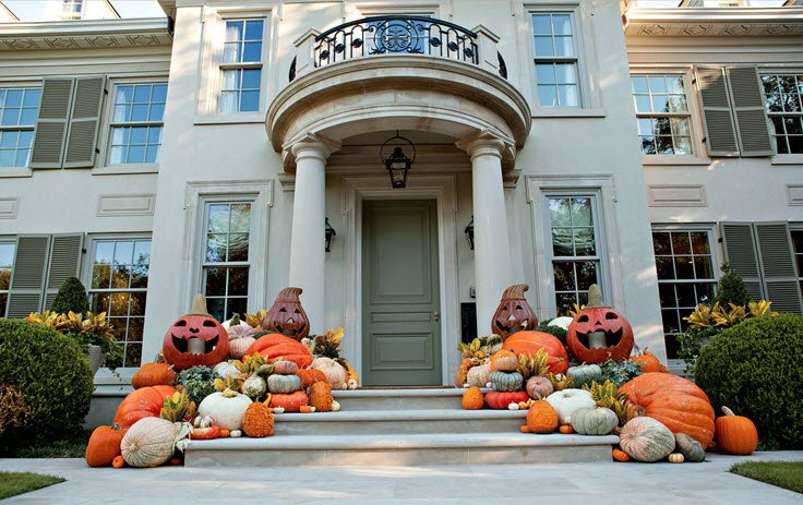 3 Tips For Easy Fall Porch Decorating