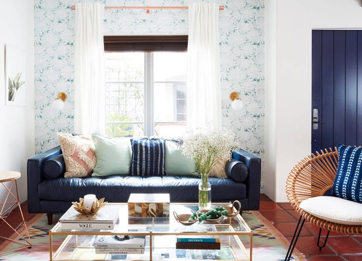5 Styling Hacks for Your Small Living Room