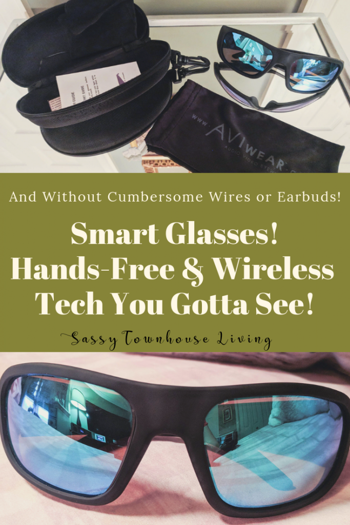 Smart Eyeglasses Hands-Free & Wireless Tech You Gotta See - Sassy Townhouse Living