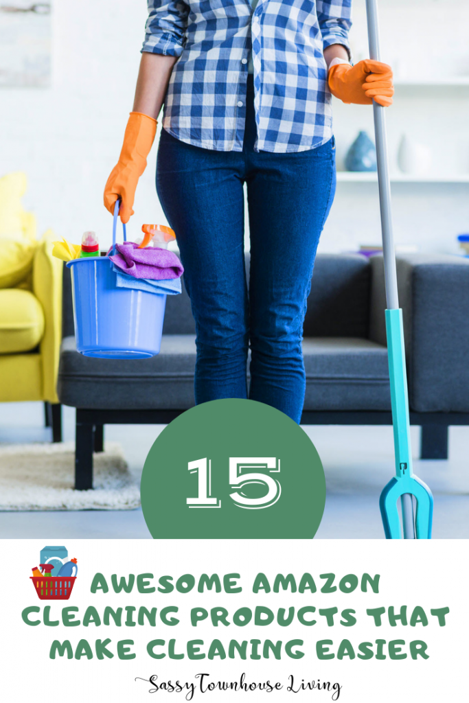 15 Amazon Awesome Cleaning Product That Make Cleaning Easier - Sassy Townhouse Living