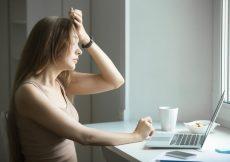Work-Related Anxieties