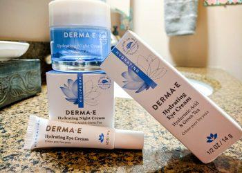 DERMA E Skincare Dry Winter Skin