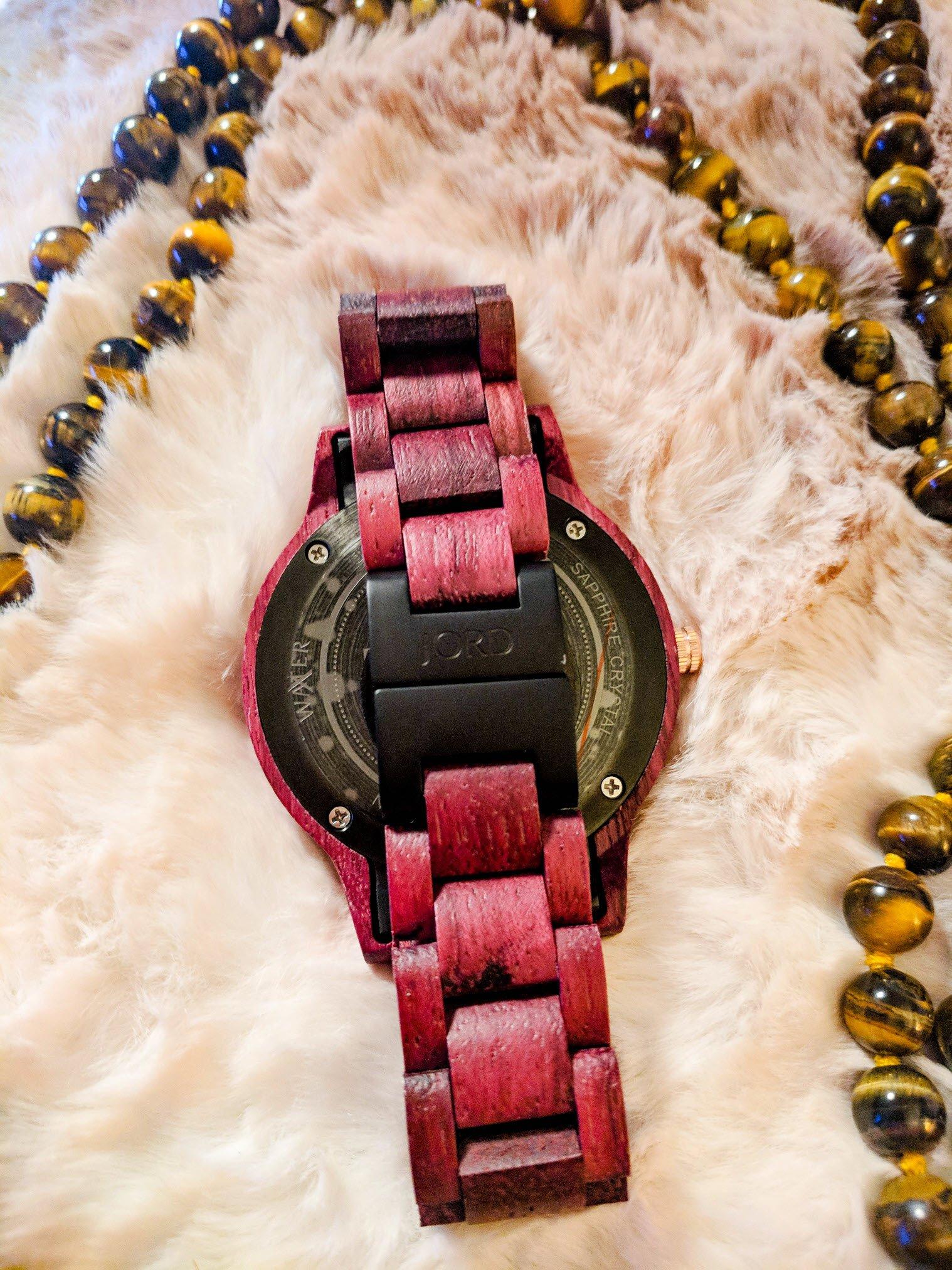 JORD Watches Fashionista