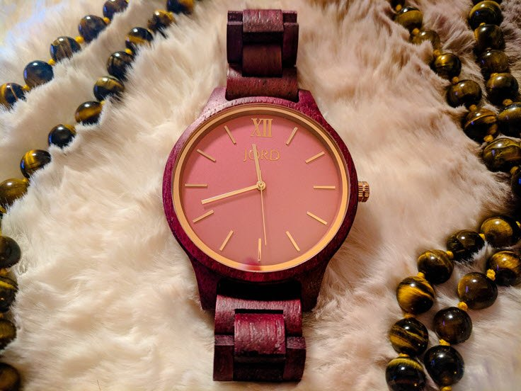 JORD Watches Are Chic & Stylish For The Fashionista In You! And Giveaway!