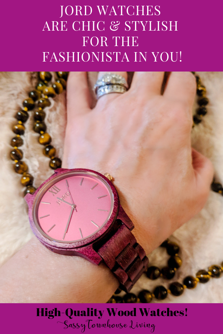 JORD Watches Are Chic & Stylish For The Fashionista In You - Sassy Townhouse Living