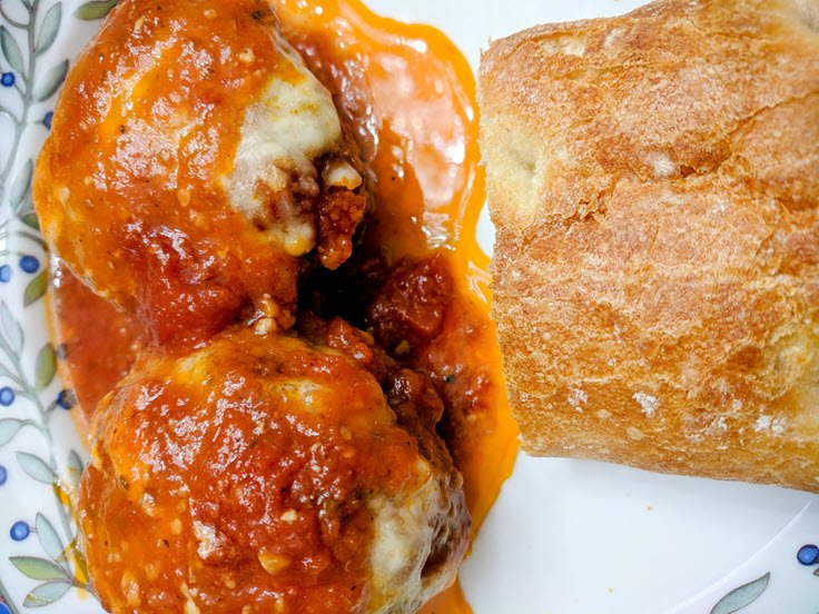 Meatball Parmigiana – The Best You'll Ever Eat!
