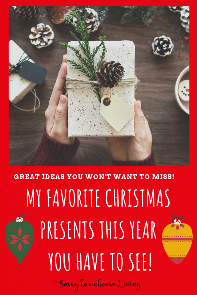 My Favorite Christmas Presents This Year You Have To See! - Sassy Townhouse Living