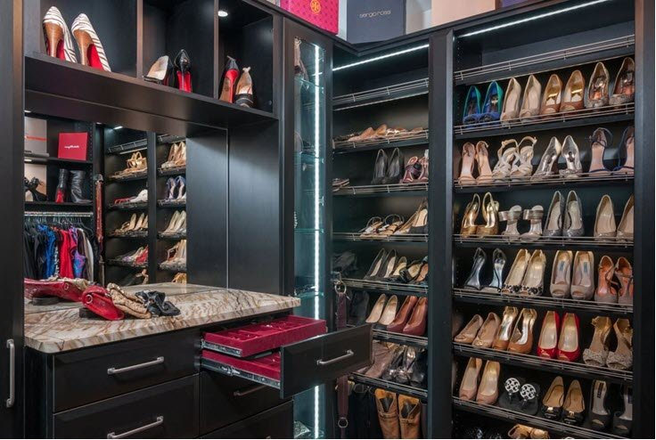 10 Modern Closet Designs that You Need to Follow